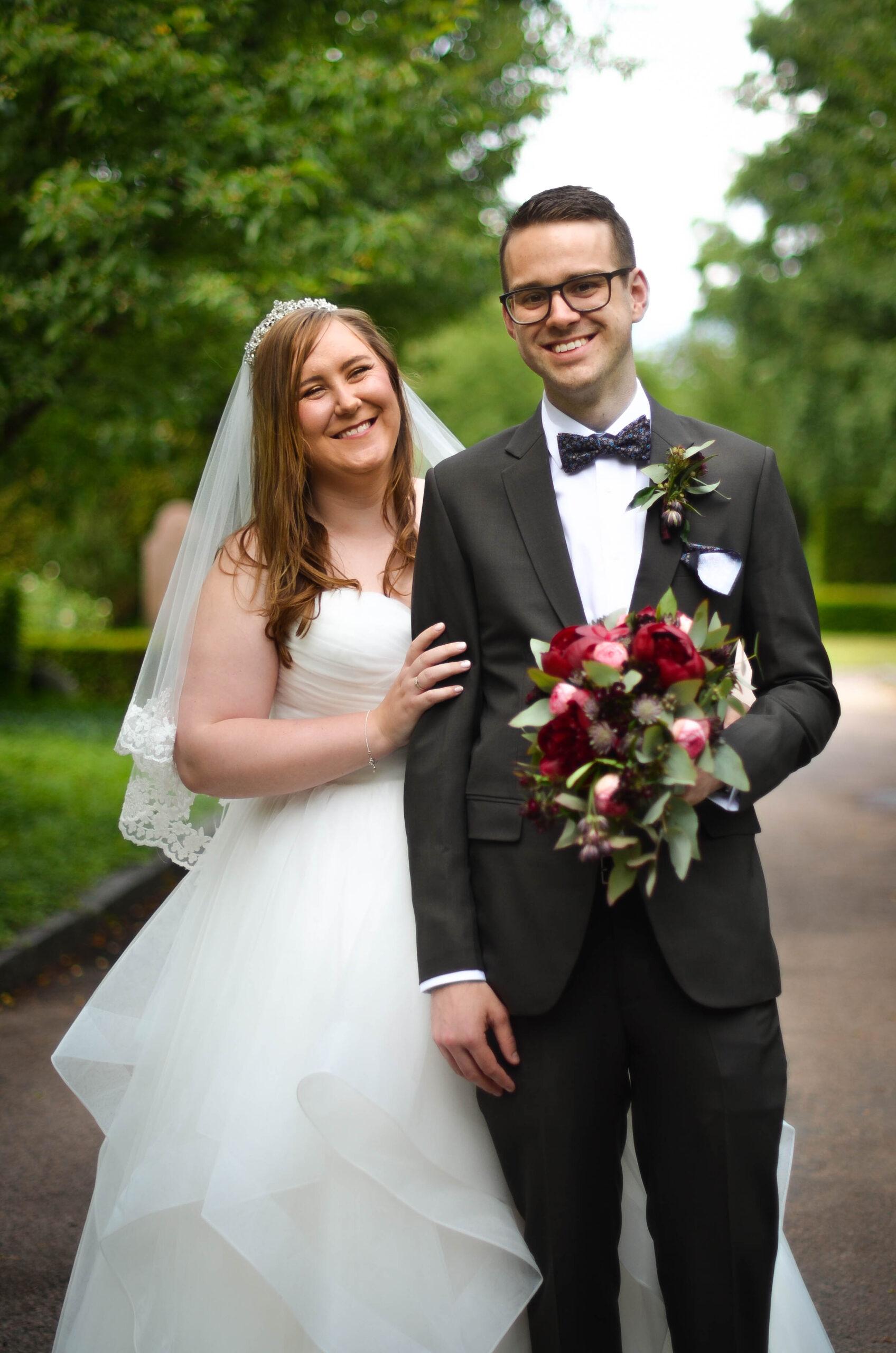 Bryllupsfotograf Julie Spuhr